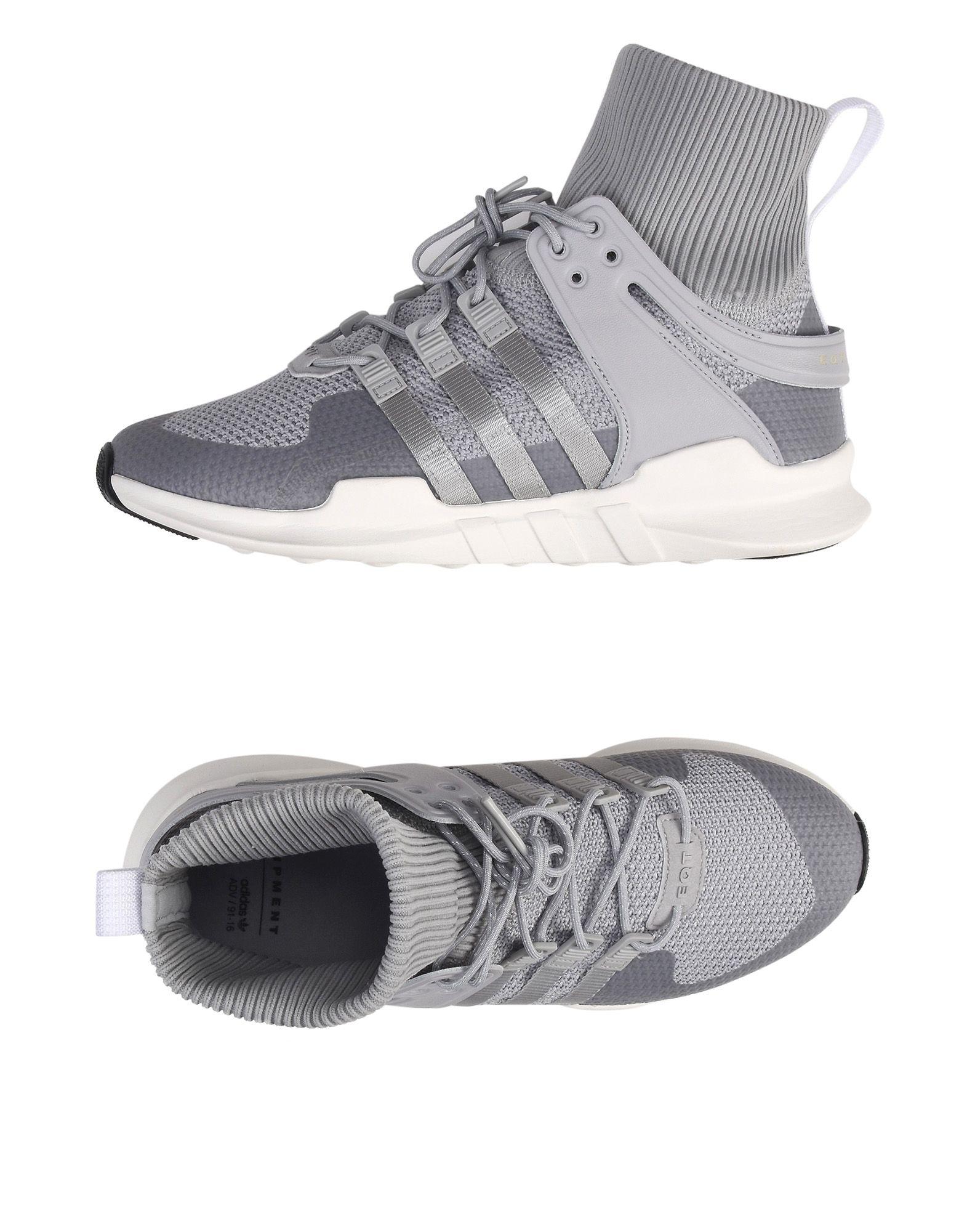 ADIDAS ORIGINALS Высокие кеды и кроссовки кроссовки adidas кроссовки eqt support adv pk cblack cblack ftwwht