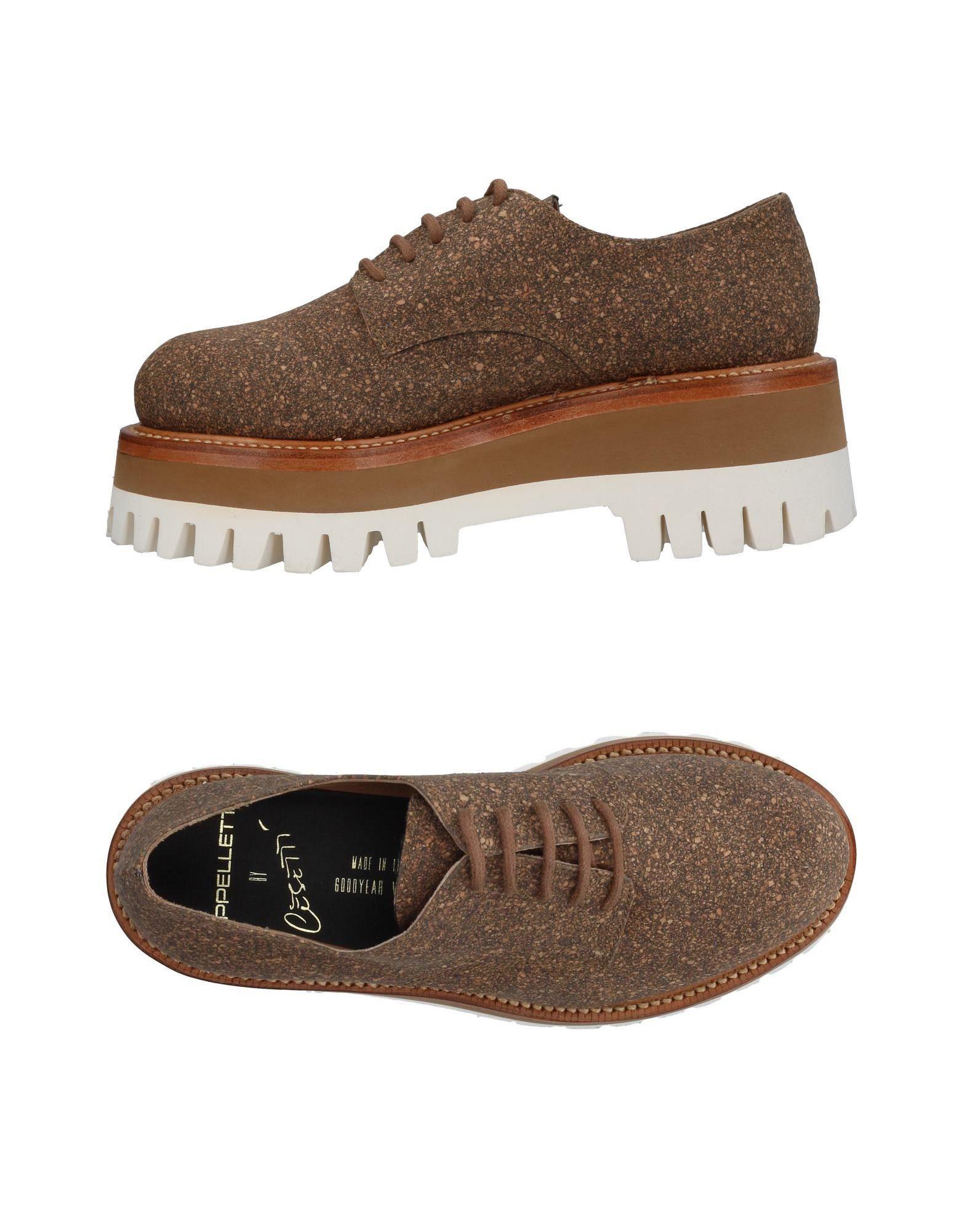 CAPPELLETTI Обувь на шнурках обувь ламода