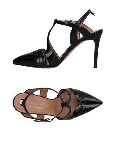 Фото - Женские туфли TWINSET черного цвета