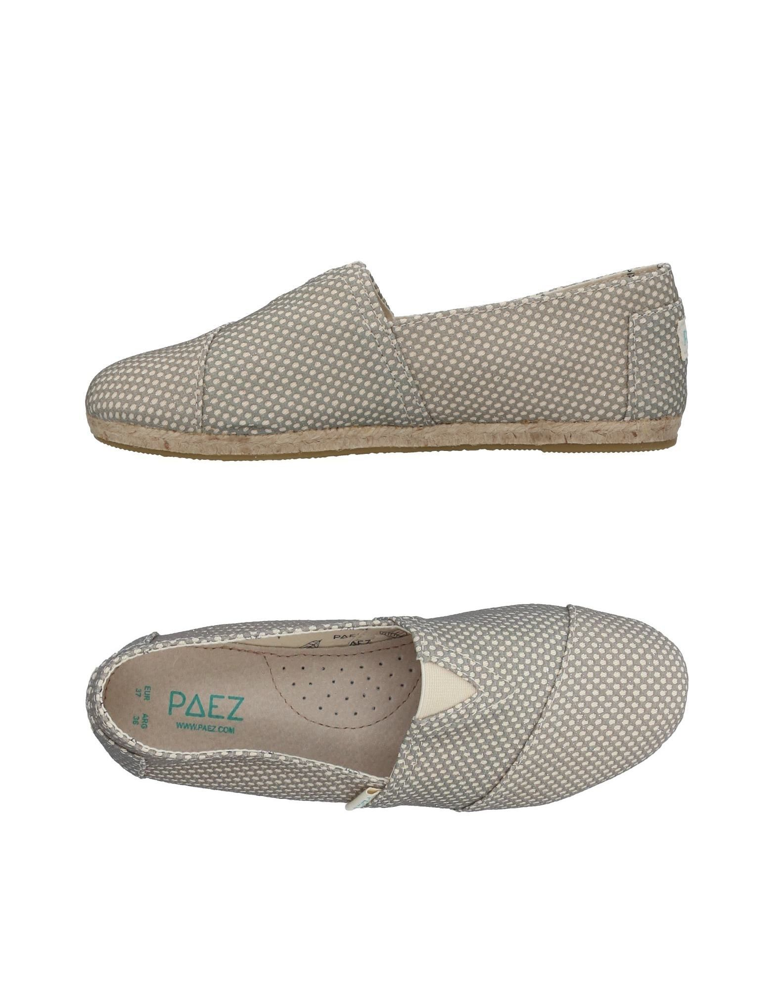 PAEZ Эспадрильи эспадрильи paez happy classics urban 47