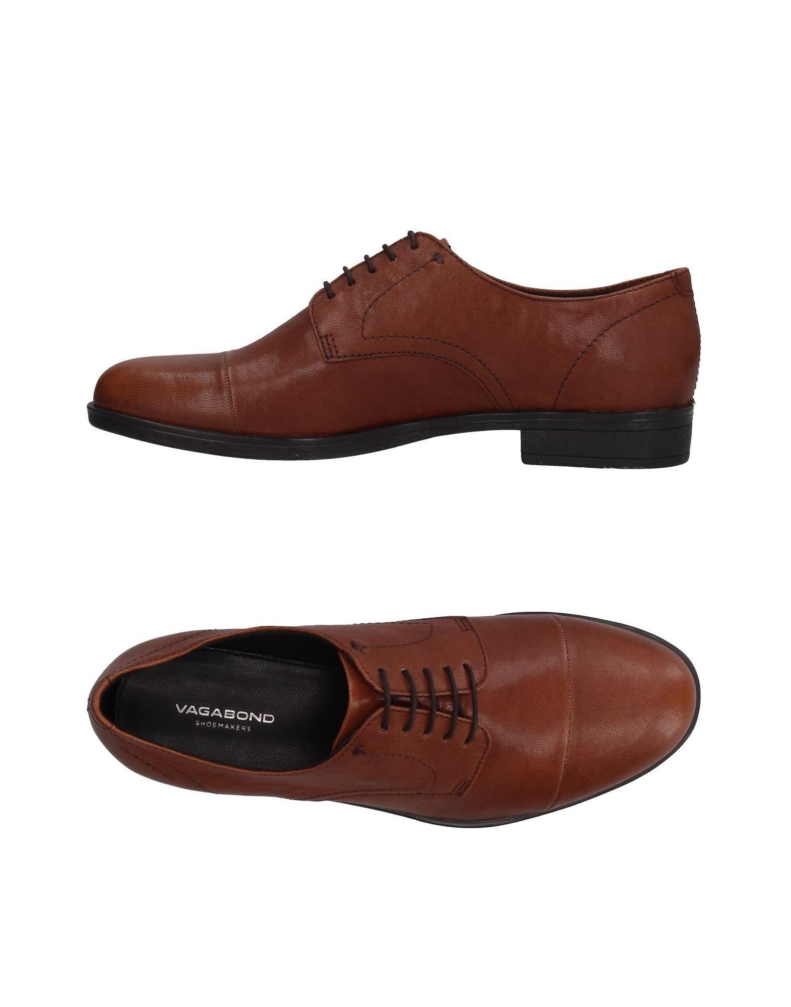 VAGABOND SHOEMAKERS Обувь на шнурках vagabond shoemakers низкие кеды и кроссовки