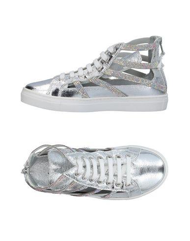 zapatillas MISS BLUMARINE JEANS Sneakers abotinadas infantil