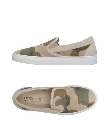 Низкие кеды и кроссовки от BOEMOS