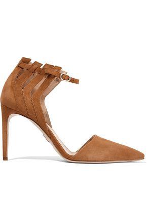 CHELSEA PARIS Aster suede sandals