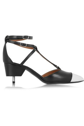 GIVENCHY Maremma  leather point-toe pumps