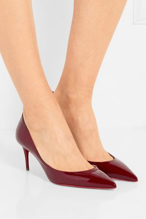 new concept 6fd1d 9a5d6 Iriza 70 patent-leather pumps | CHRISTIAN LOUBOUTIN | Sale ...