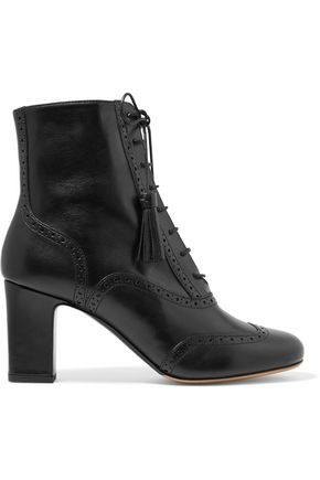 TABITHA SIMMONS Afton leather ankle boots