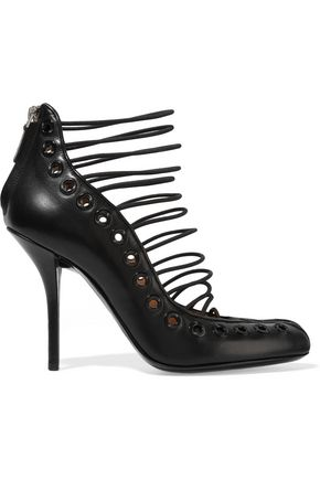 GIVENCHY Piva pumps in black leather