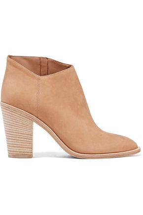 VINCE. Easton nubuck ankle boots