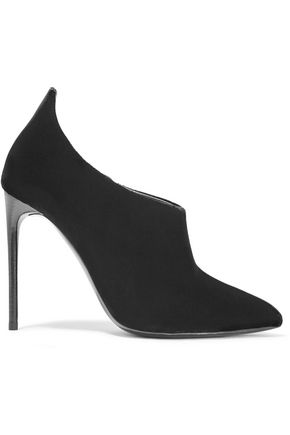 TOM FORD Velvet ankle boots