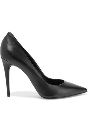 ALEXANDER WANG Annika leather pumps