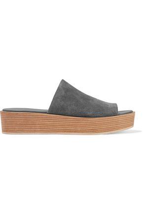 VINCE. Saskia suede sandals