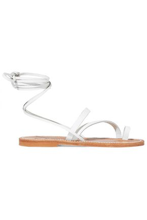 K.JACQUES ST. TROPEZ Ellada leather sandals