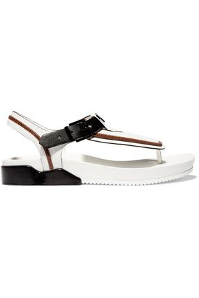 TORY BURCH Mazina leather sandals