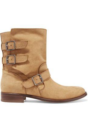 BELSTAFF Beddington suede ankle boots