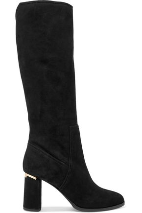 IRIS AND INK Suede knee boots