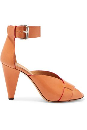 ISABEL MARANT Charli leather sandals