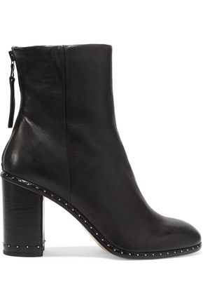 RAG & BONE Blyth studded leather ankle boots