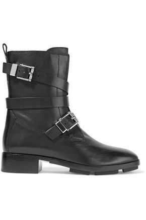 ALEXANDER WANG Louise leather ankle boots