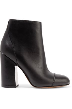 MARC JACOBS Cora leather ankle boots