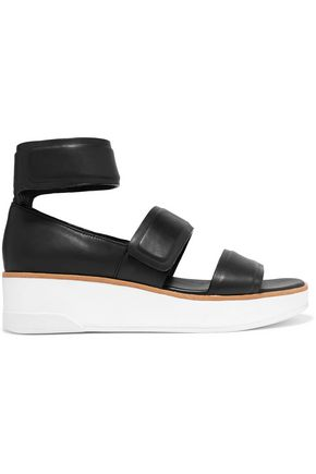 DKNY Leather sandals