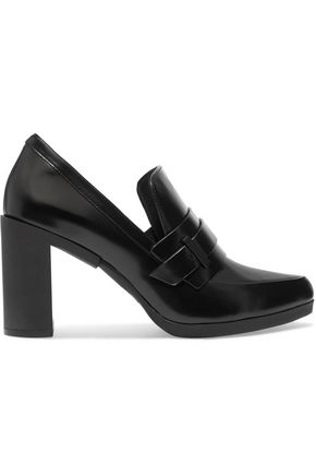 DKNY Presley leather pumps