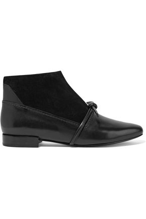 3.1 PHILLIP LIM Louie leather and suede ankle boots