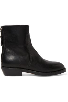 RAG & BONE Daria leather ankle boots