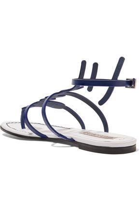 Emilio Pucci Leather Sandals nhji0Wdc
