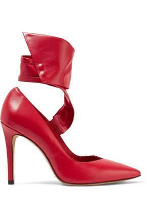 IRO Venira leather pumps