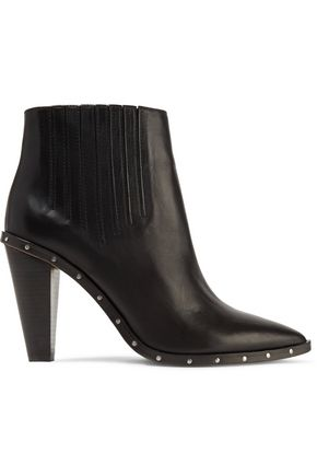 IRO Lieve studded leather ankle boot