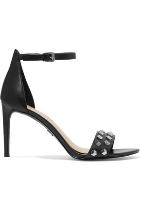 MICHAEL MICHAEL KORS Studded leather sandals