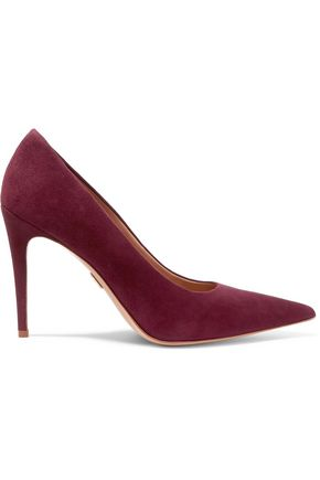 MICHAEL KORS COLLECTION Bromwell suede pumps