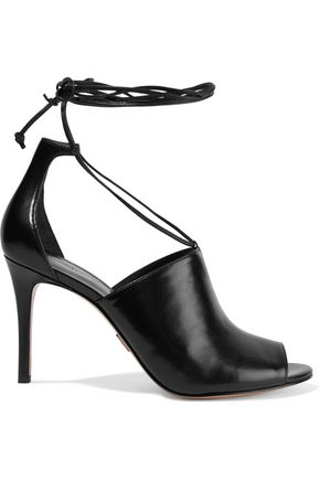 MICHAEL KORS COLLECTION Venice leather sandals