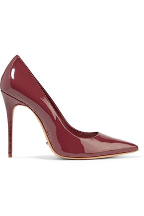 SCHUTZ Caiolea patent-leather pumps