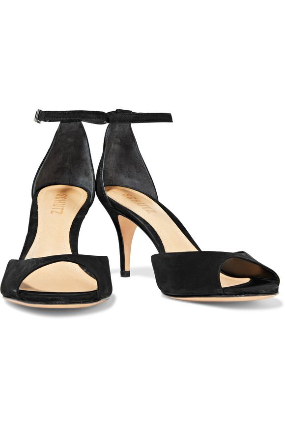 393e794aa8c99 Lara-Lee suede sandals | SCHUTZ | Sale up to 70% off | THE OUTNET