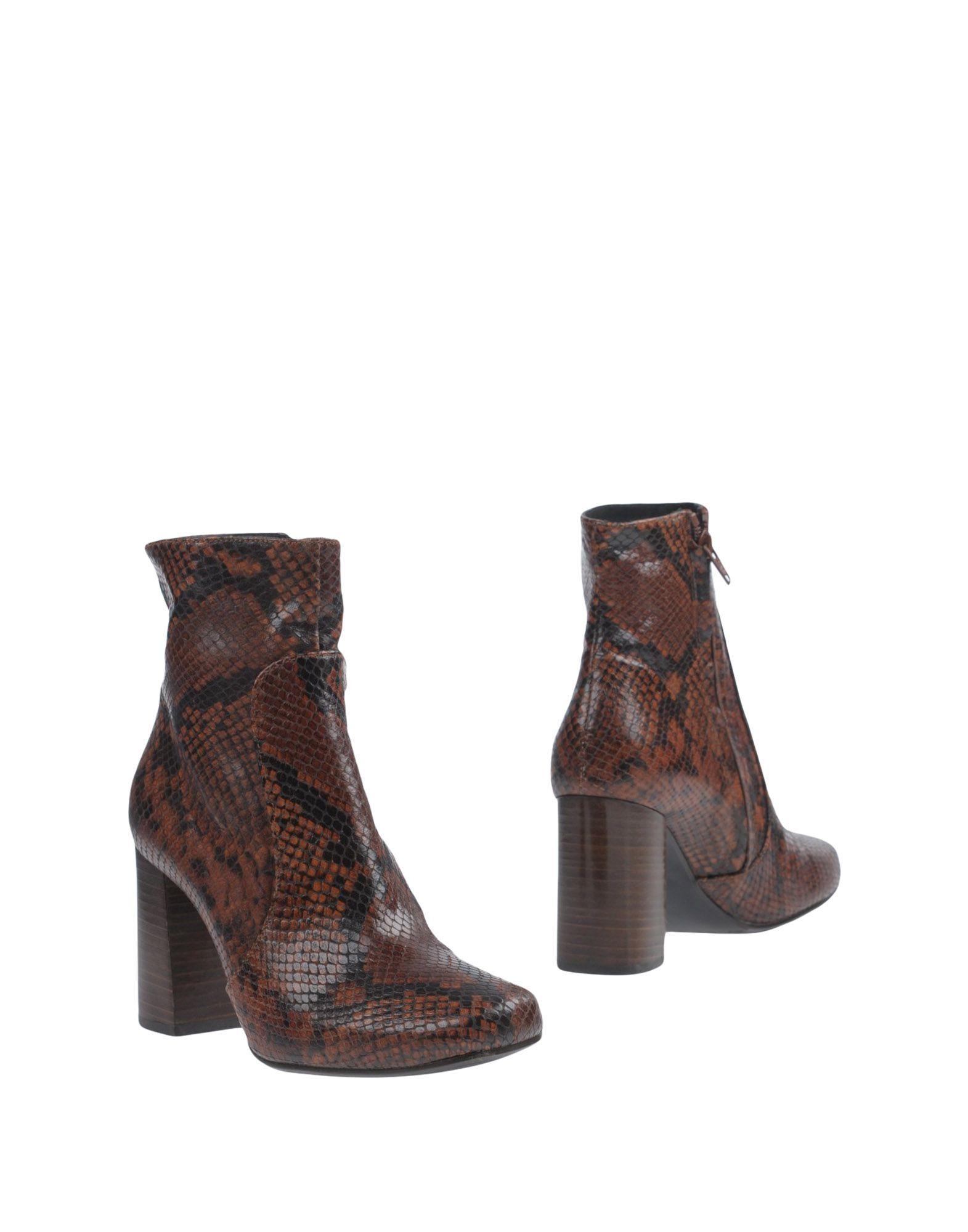 BILLI BI Copenhagen Полусапоги и высокие ботинки ivylee copenhagen полусапоги и высокие ботинки