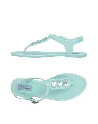 zapatillas BLUMARINE BEACHWEAR Sandalias de dedo mujer