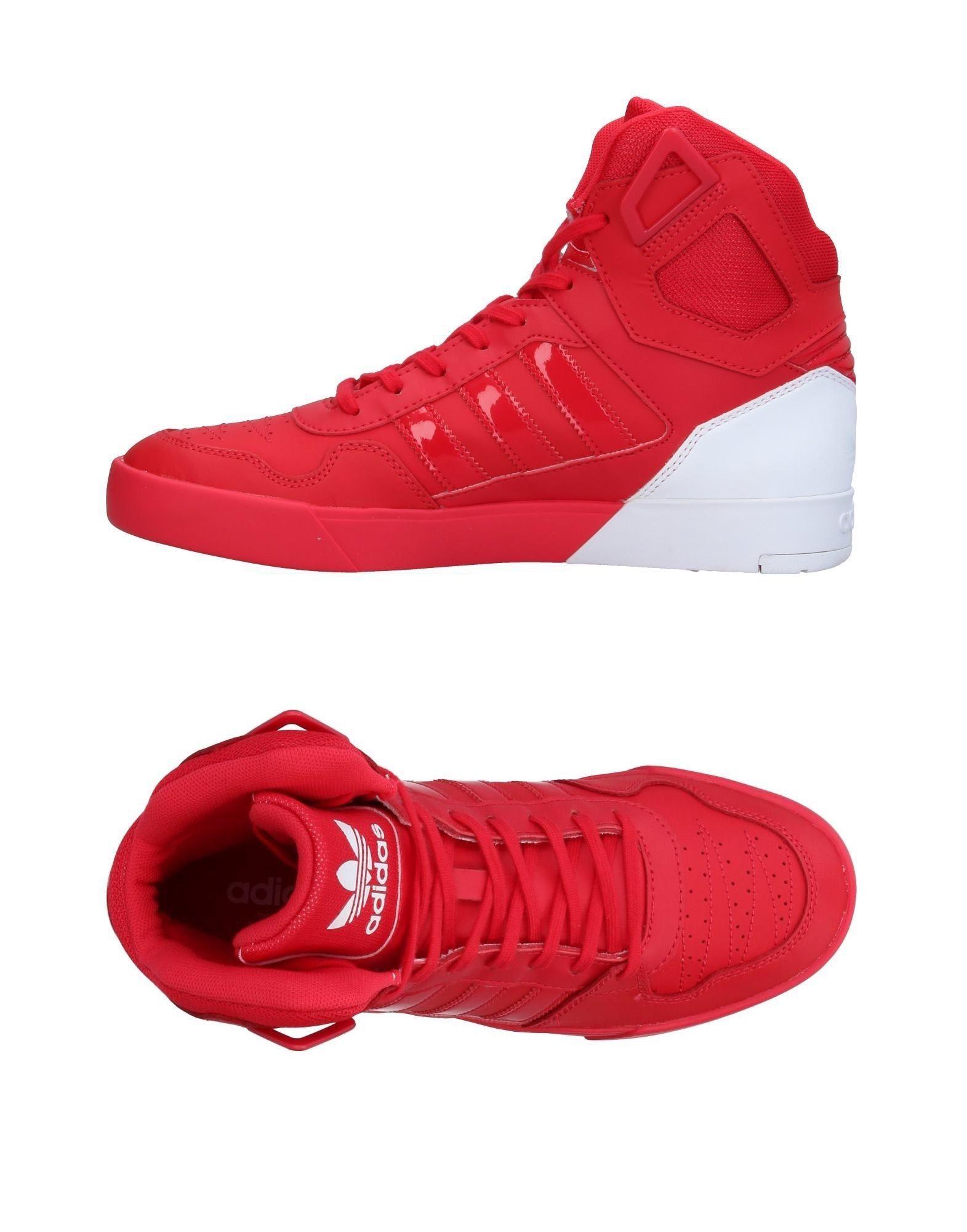 Adidas originali scarpe da ginnastica, red modesens