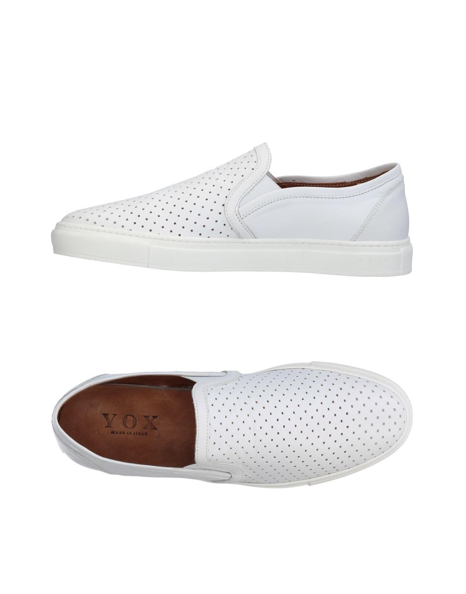 YOX Низкие кеды и кроссовки