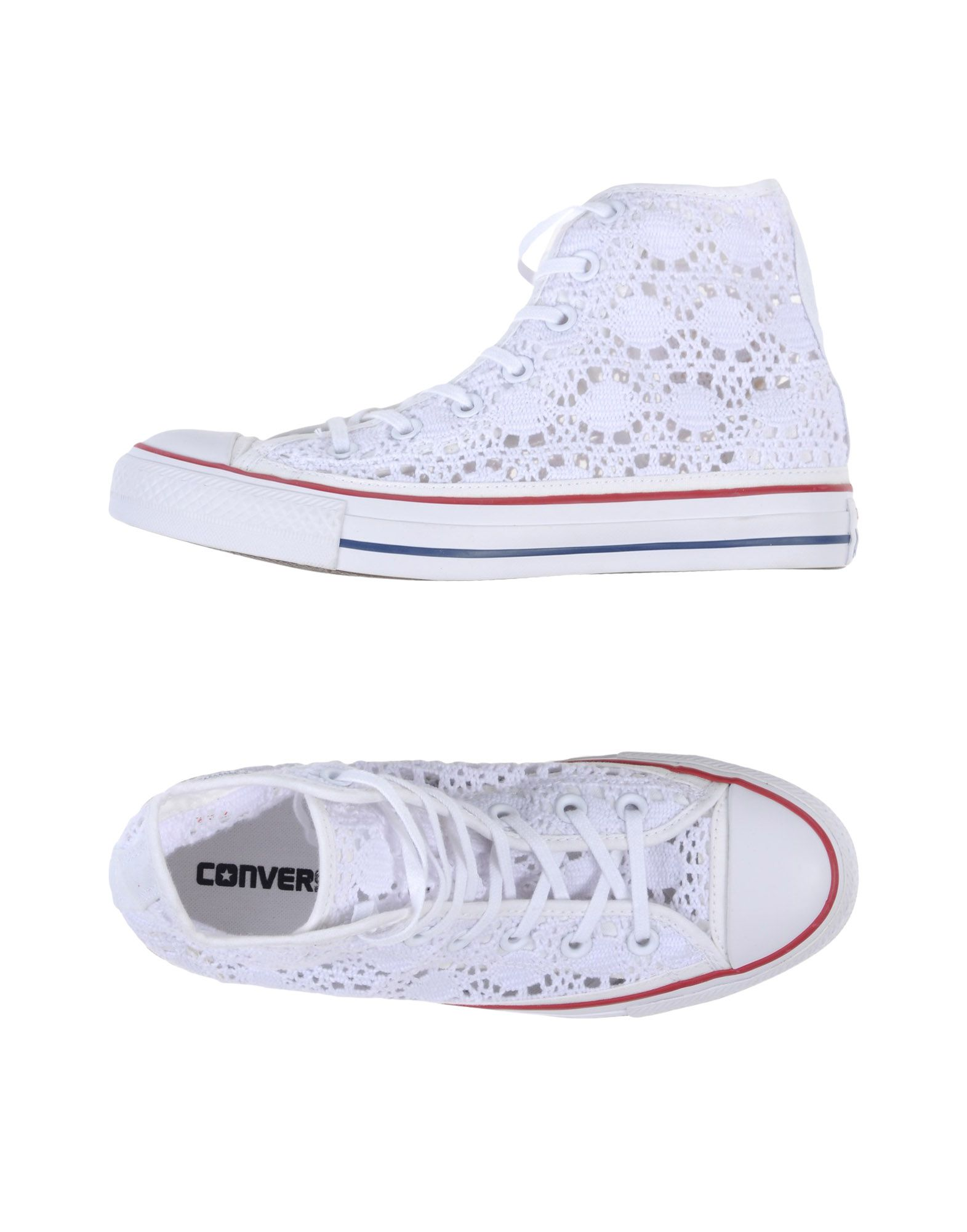 CONVERSE Высокие кеды и кроссовки andy warhol x converse высокие кеды и кроссовки