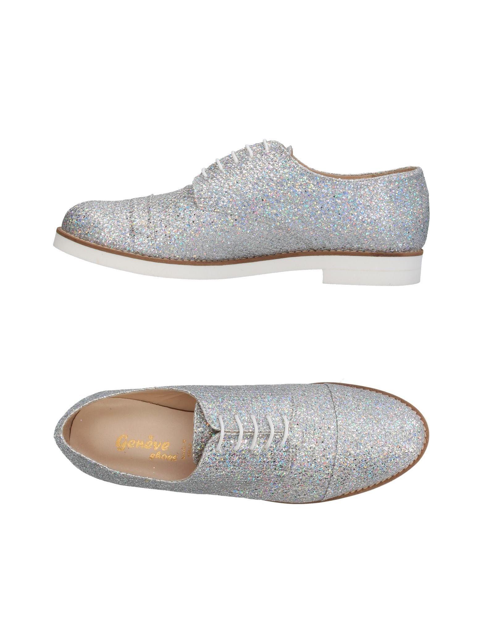 Фото - GENEVE Обувь на шнурках обувь на высокой платформе dkny