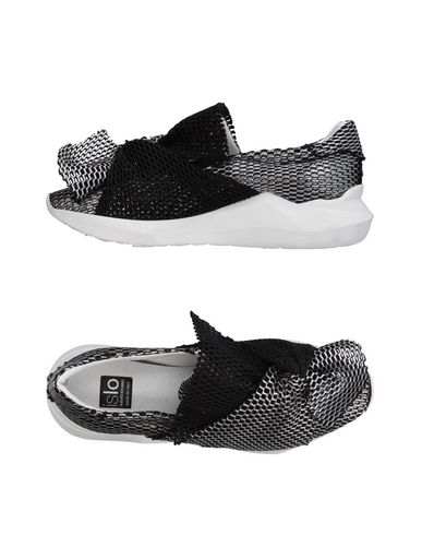 Sneackers Nero donna ISLO ISABELLA LORUSSO Sneakers&Tennis shoes basse donna