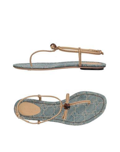 zapatillas GUCCI Sandalias de dedo mujer