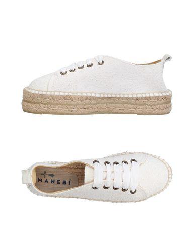 Низкие кеды и кроссовки от MANEBÍ