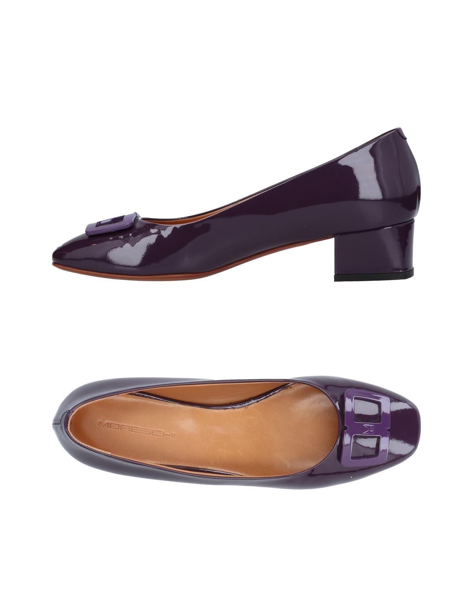 MORESCHI Туфли цены онлайн