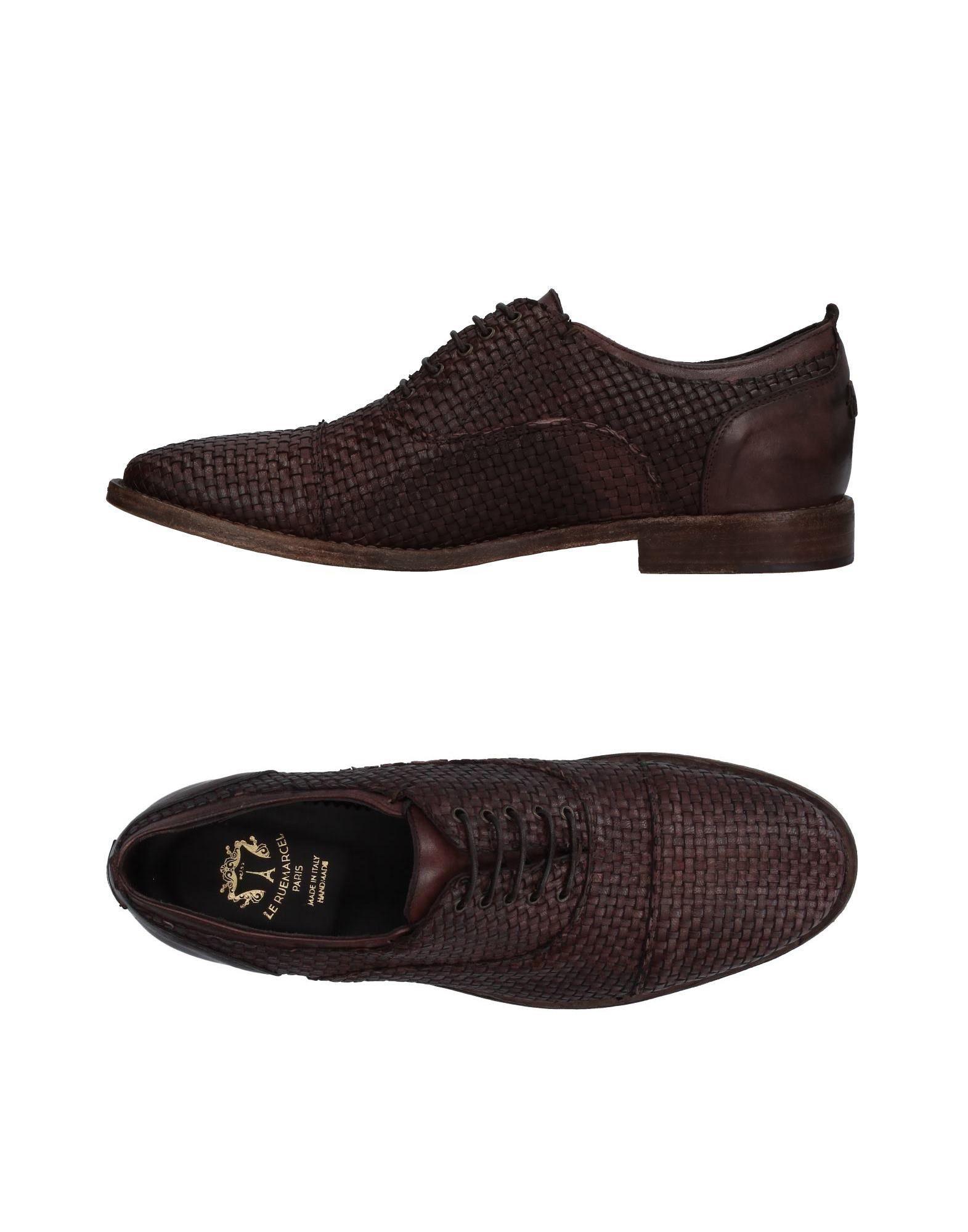 купить LE RUEMARCEL Обувь на шнурках дешево