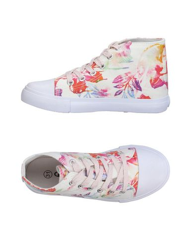 Sneackers Bianco donna CHAMPION Sneakers&Tennis shoes alte donna