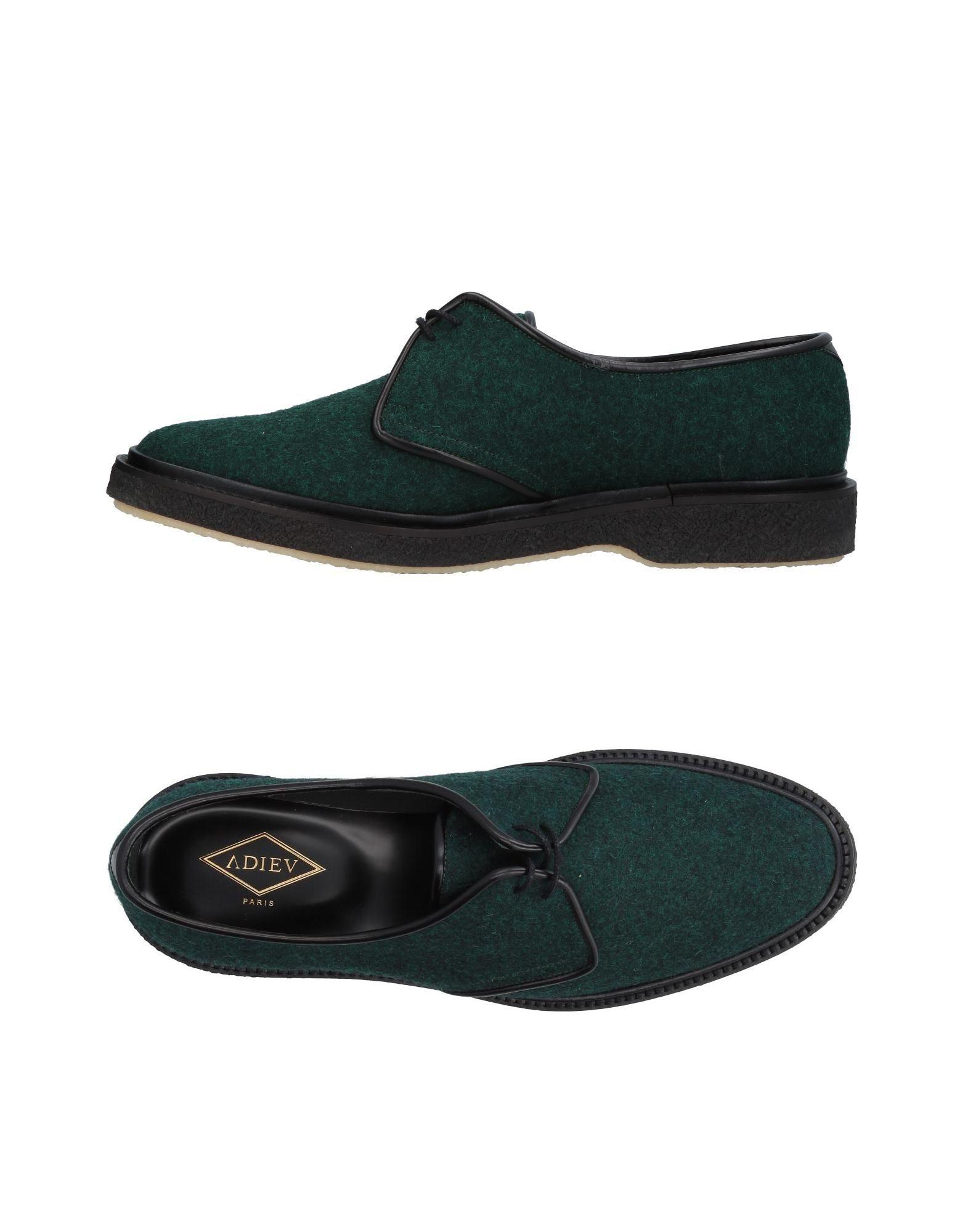 ADIEU Обувь на шнурках adieu мокасины