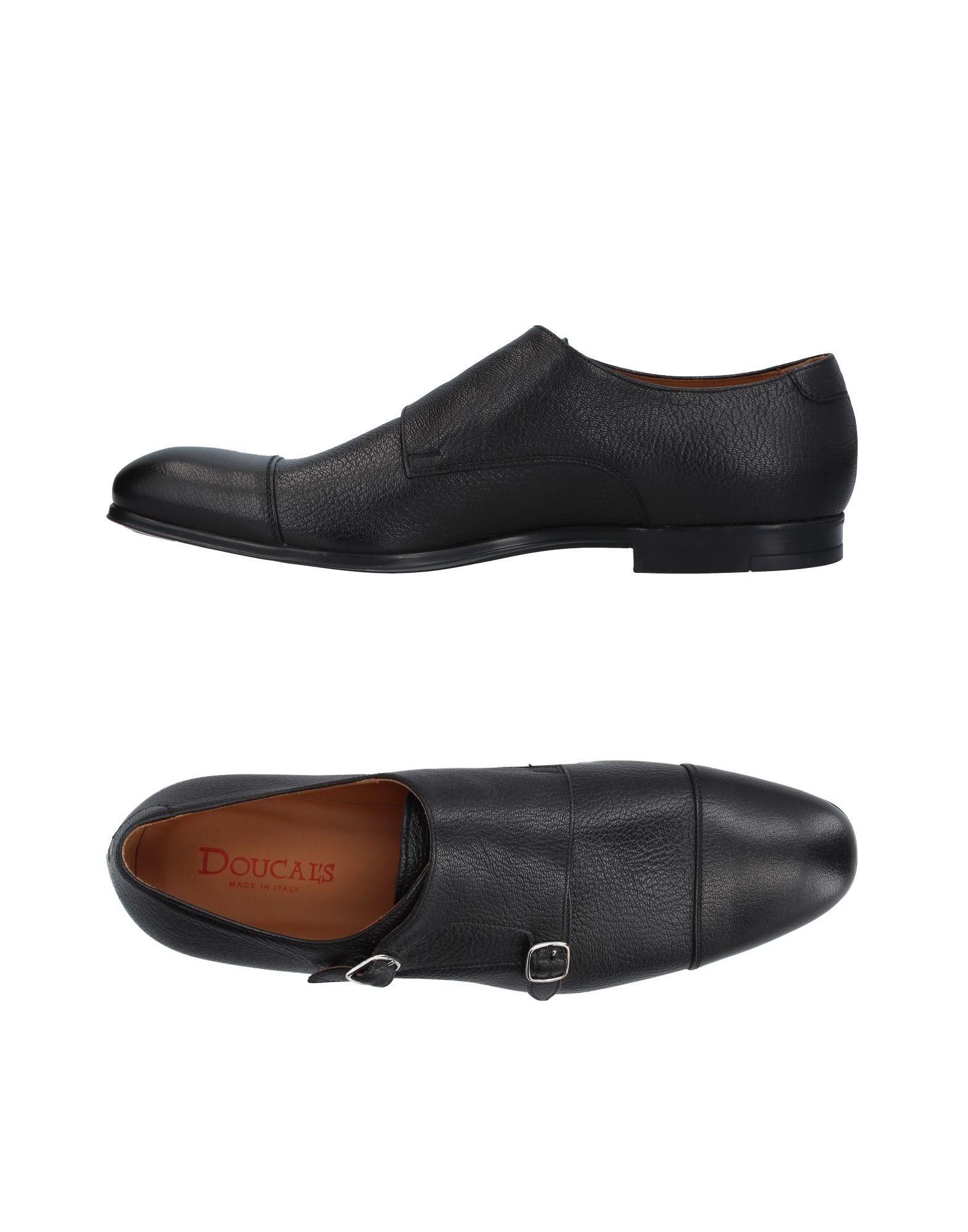 DOUCAL´S Herren Mokassin Farbe Schwarz Größe 9 jetztbilligerkaufen